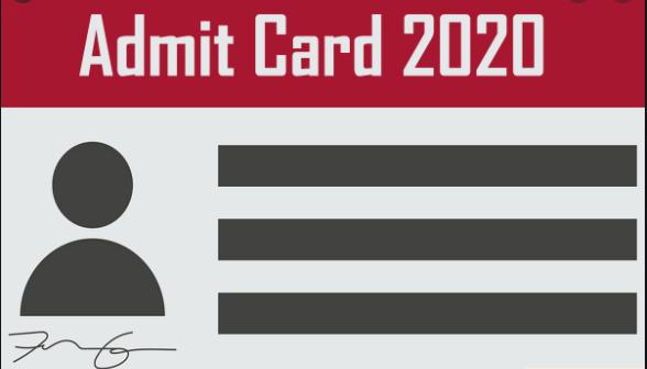 Latest Admit Card 2