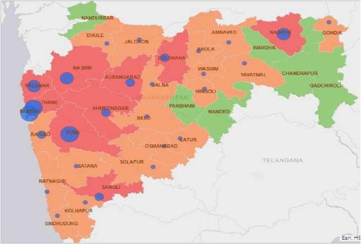 महाराष्ट्र राज्य संपूर्ण माहिती भाग 1