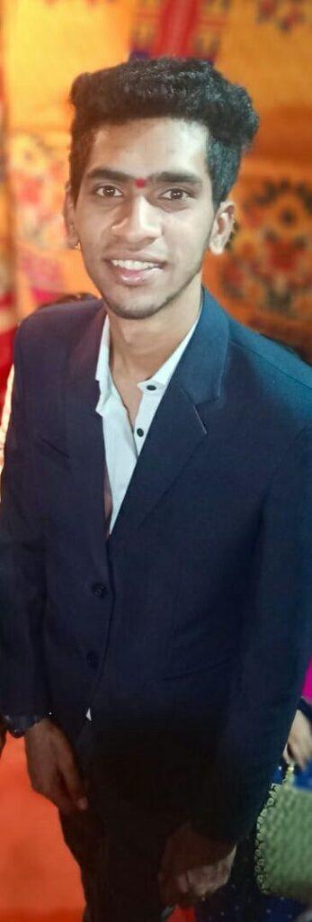 Prithviraj Sanjay Gaikwad